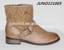 Good sale 2014 Ankle Boots Flat ,Casual shoes boots no heels/Short elegant boots Women