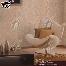 2015 classic european design wallpaper for home decoration