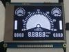 Segment LCD DISPLAY VA AUTO ELECTRONIC METER