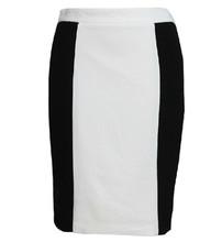 Black and white skirts,cotton wrap around skirts