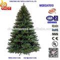 ¡ALTA calidad! 2014 Árbol de Navidad artificial verde y PVC y PE variedad de colores