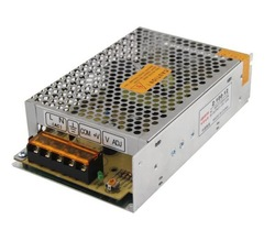 2014 Best selling CE&RoHS approved led Power Supply 24v 5a with overload protection