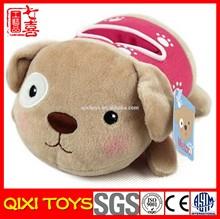 plush cell phone holder plush toys dog mobile phone holder