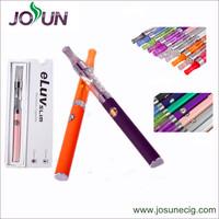 2014 newest hot selling slim thin eluv 310mah 3.7v best vapor heaven e cigarette
