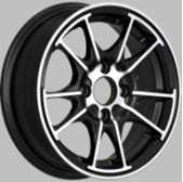 wheels with 13/14inch aluminum alloy wheels in china.