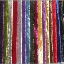 European cut velvet sofa fabric textile