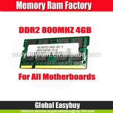 Good wholesaler offer best ddr2 4gb mobile memory card price