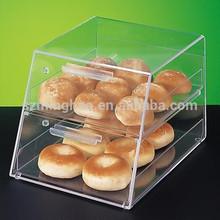 Hot sale clear acrylic cake pop stand , acrylic cake display showcase