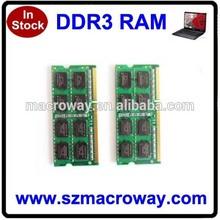 Alibaba express FCC /CE/RoHS 2gb ddr3 ram memory 1333