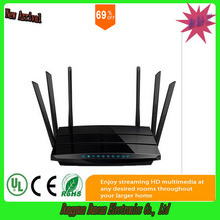 Wireless Router AC 1750 Dual Band Gigabit (TL-WDR7500), 1750Mbps, 802.11ac, WIFI