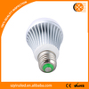 7w cold forging led bulb,with pc cover ce rohs approval