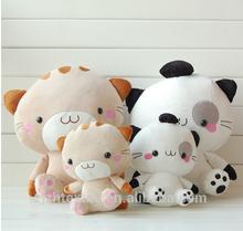 "cat toys, Orange TIGER CAT Plush Toy 16"" Stuffed Animal CAT Kitty NEW"