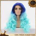 Longo resistente ao calor vestido de festa baratos perucas cosplay sintética