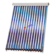 Heat pipe solar thermal panel