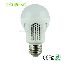 PIR sensor controll e27 7w led bulb