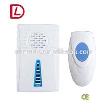 Lower price wireless remote door bell from original factory
