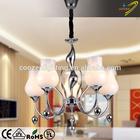 GZ20483-5P professional supplier modern indoor chandelier lighting