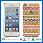 Custom Design for iphone 5c wood grain hard case