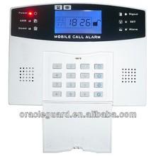 Oracle guard JGW-110G3A wireless car alarm system fire alarm system elderly sos alarm emergency call system
