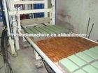 pallet for concrete block,plastic pallets for brick block making machine,block machine wood pallet