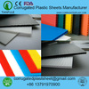 corrugated sheet corrugated plastic