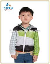 การออกแบบที่ทันสมัยใหม่เด็กชายเสื้อหนัง7- 10ปี