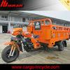 cargo tricycle three wheels motorcycle/3 wheel motorcycle trailer/trimoto