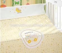 100%cotton baby bedding set