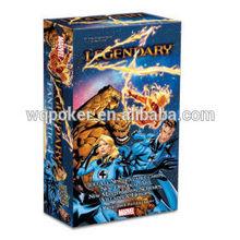 """MARVEL - """"LEGENDARY"""" Deck Building Game """"Fantastic Four"""" (Expansion 2)"""
