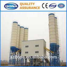 Dry concrete mix plant HZS60 precast concrete batching plant for sale