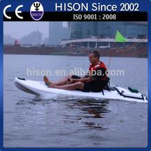 Hison 152cc gasoline jet plastic canoe kayak