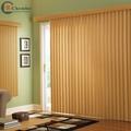 Porcelana decorativa persianas verticais, vertical blinds por atacado de peças de persianas verticais