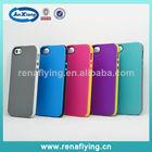 Soft gel case tpu for iphone 5