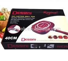 Hot Sales Dessini double grill pan IN 40CM