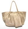 Office ladies bags famous designer handbag fashion suede winter bag