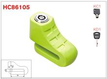 motorcycle lock, disc brake lock,chinese manufacturers HC86105