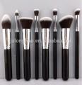 8 pcs sintético kabuki maquiagem escova kit de cosméticos