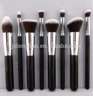8pcs Synthetic Kabuki Makeup Brush Set cosmetic kit