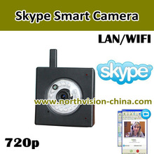 skype smart tv box camera, wifi wireless, night vision, android system