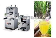 commerical electric industrial sugarcane juicer