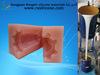 RTV 2 mould prices liquid rtv silicone rubber for soap candle technic