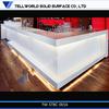 2014 TW modern artificial stone sushi bar counters design