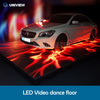 P8.9mm acrylic led dance floor for exhibition, party,show