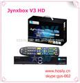 jynxbox v3 ultra hd fta receptor de satélite com wifi e jb200 para newcam cccam receptor de tv digital