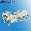 de luxo de cinco funções elétricas cama queen size cama de hospital de móveis para os idosos