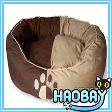 hot saleing eco-friend comfortable soft dog cat pet bed