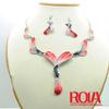 rhinestone jewelry for women Necklace earring,bracelet WHOLEALE JEWELRY FASHION ORNAMENT ACCESSORY