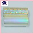 láser transparente de transferencia de calor película de cuero para