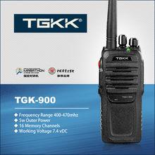 TGKK TGK-900 radio vhf programming