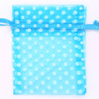 Premium fashionable large personalized organza bags